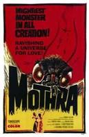 Mothra Fine-Art Print