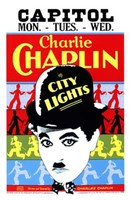 City Lights - Capitol Wall Poster