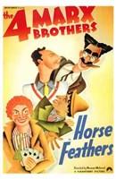 Horse Feathers Fine-Art Print