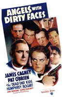 Angels with Dirty Faces Cast Wall Poster