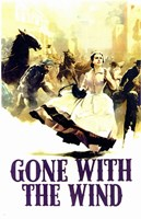 Gone with the Wind - Running Wall Poster
