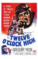 Twelve O'clock High Fine-Art Print
