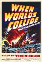 When Worlds Collide Fine-Art Print