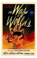 The War of the Worlds Original Fine-Art Print