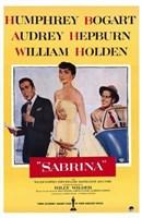 Sabrina - Humphrey Bogart Wall Poster