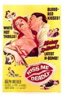 Kiss Me Deadly Wall Poster