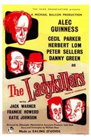 Ladykillers Wall Poster