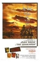 The Searchers He had to find... Wall Poster