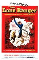 The Lone Ranger - Hi-Yo Silver Fine-Art Print