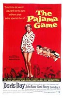 The Pajama Game Wall Poster