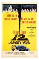 Twelve Angry Men Fine-Art Print
