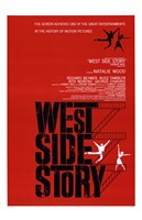 West Side Story Natalie Wood Fine-Art Print