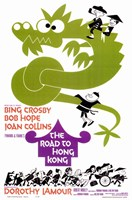 The Road to Hong Kong Wall Poster