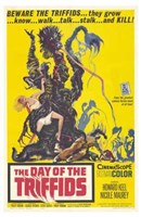 The Day of the Triffids Fine-Art Print