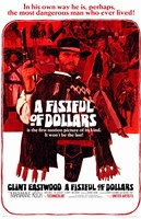 Fistful of Dollars  a Fine-Art Print