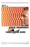 Cool Hand Luke Retro Fine-Art Print