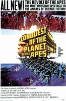Conquest of the Planet of the Apes Wall Poster