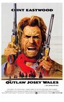 Outlaw Josey Wales Fine-Art Print