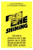 The Shining - yellow Wall Poster
