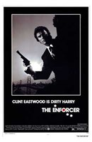 The Enforcer Clint Eastwood is Dirty Harry Fine-Art Print