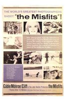 The Misfits Greatest Photographers Wall Poster