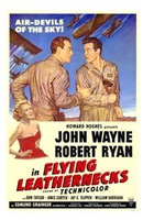 Flying Leathernecks Wall Poster