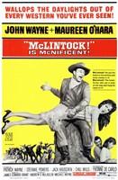 Mclintock Wall Poster