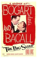 The Big Sleep Red Sketch Fine-Art Print