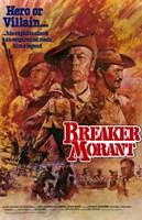 Breaker Morant Wall Poster