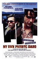 My Own Private Idaho Wall Poster