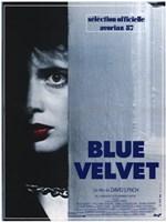 Blue Velvet David Lynch Fine-Art Print