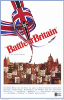 Battle of Britain Wall Poster