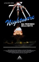 Nightmare on Elm Street  a - knife hand Wall Poster