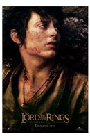 Lord of the Rings: Return of the King Frodo Fine-Art Print