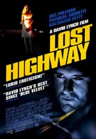 Lost Highway - A David Lynch Film Wall Poster