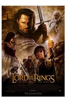 Lord of the Rings: The Return of the King - style K Fine-Art Print