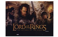 Lord of the Rings: Return of the King Cast Fine-Art Print