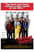 The Usual Suspects - 5 men Wall Poster