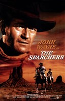 The Searchers John Wayne Fine-Art Print
