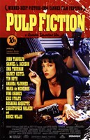 Pulp Fiction Fine-Art Print