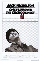 One Flew Over the Cuckoo's Nest Black and White Fine-Art Print