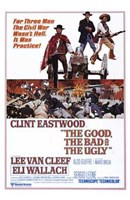 The Good  the Bad and the Ugly Fine-Art Print
