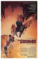 The Goonies - They call themselves Fine-Art Print