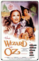 The Wizard of Oz Actors Fine-Art Print