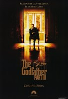 Godfather  Part 3 Wall Poster