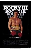 Rocky 3 Sylvester Stallone Fine-Art Print