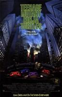 Teenage Mutant Ninja Turtles: the Movie Fine-Art Print