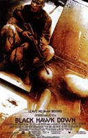 Black Hawk Down Wall Poster