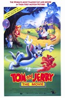 Tom and Jerry - The Movie Wall Poster