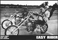 Easy Rider Motorcycle Fine-Art Print